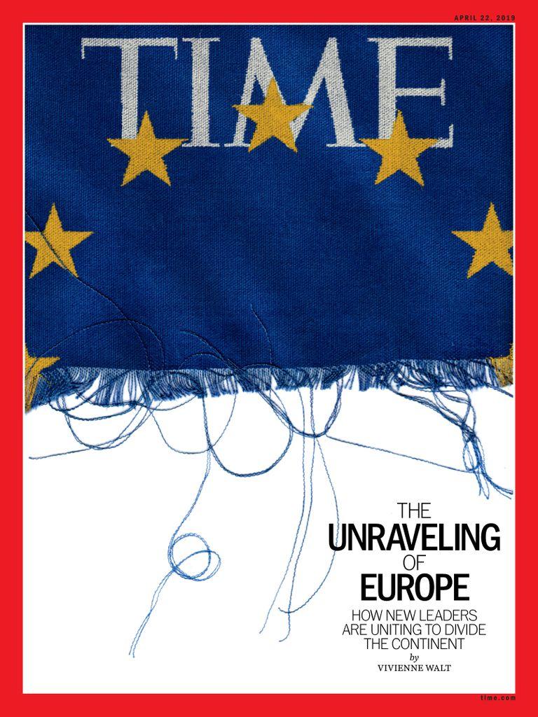 Time International Edition - April 22, 2019