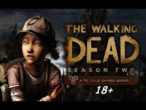 Прохождение Walking Dead. Season 2. Эпизод 3: Тернистый путь. 3