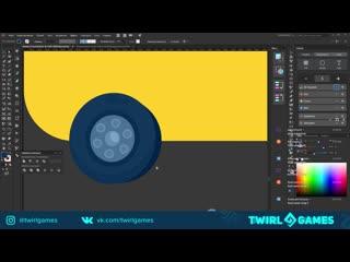 Twirl games разработка инди игр charley the dog (день 3-ий)