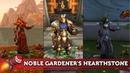 Noble Gardener's Hearthstone