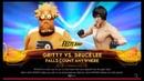 Gritty vs. Bruce Lee (WWE 2K19) - CPU vs. CPU