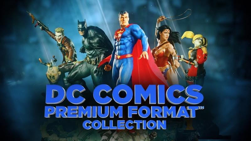Inside Look: DC Premium Format™ Figure Collection