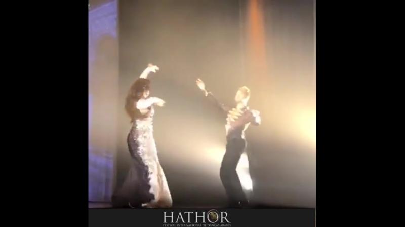 Linda Hathor Oscar Flores