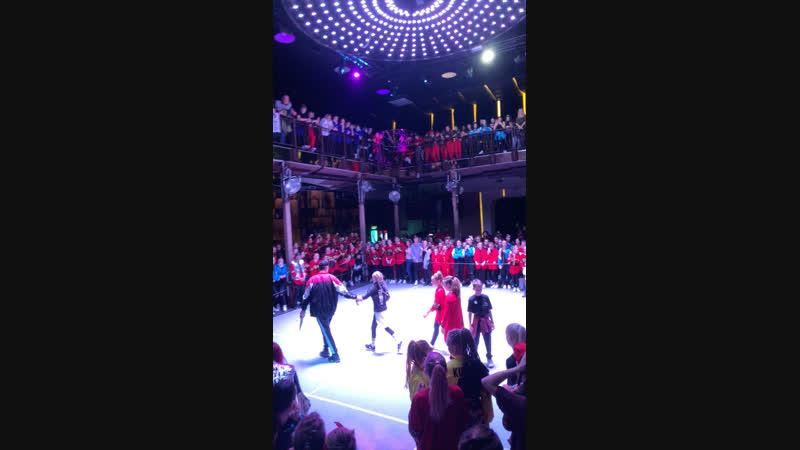 Финал индивидуального Балта Лучшие дети России танцуют Тодес Настя моё сердце бьется для тебя❤️❤️