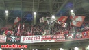 Обзор красно-белых трибун на матче с Уралом