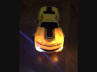 Chevrolet Camaro avtobot