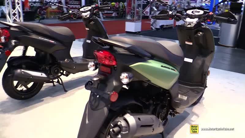 2019 Lance Cabo 200 Scooter - Walkaround - 2018 AIMExpo Las Vegas