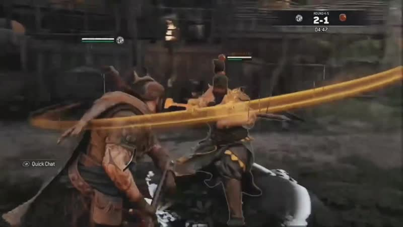 [For Honor] Everything Remains as it Never Was ¦ Rep 60 Highlander (online-video-cutter.com)