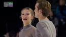 Katharina MULLER Tim DIECK GER Free Dance 2018 Skate America