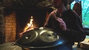 Hang By The Fire - (Handpan/Hang Drum Improvisation) - Gabe Salomon
