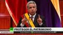 Lenín Moreno No hay ni habrá bases militares extranjeras en Ecuador