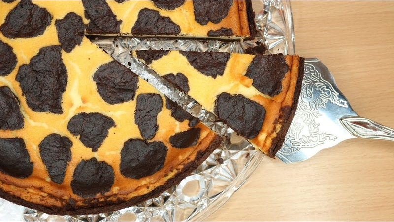 Русский шоколадно- творожный пирог Коровка- Буренка / Russischer Zupfkuchen | SooO LECKER | SweetLifeSunShine