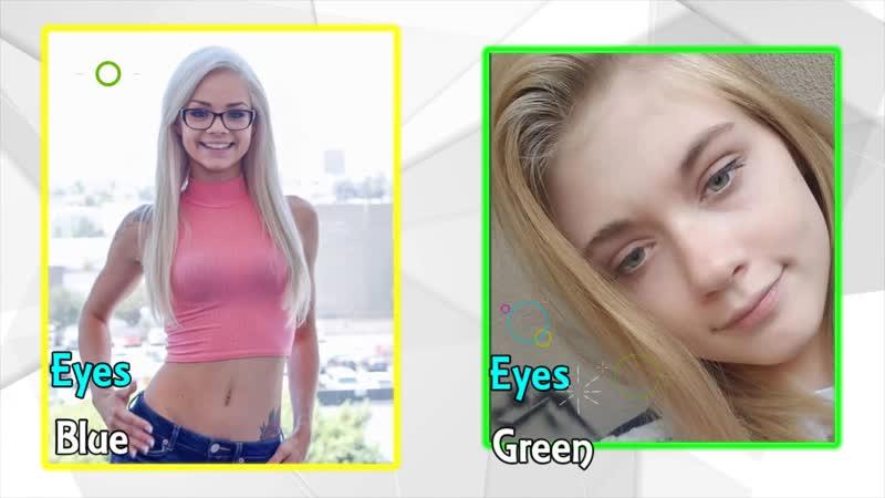 Elsa Jean VS Hannah Hays || Who is More Beatiful and Your Favorite ? HD