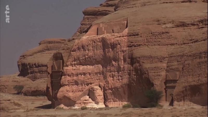 Denkmäler der Ewigkeit Petra, Schönheit im Felsmassiv