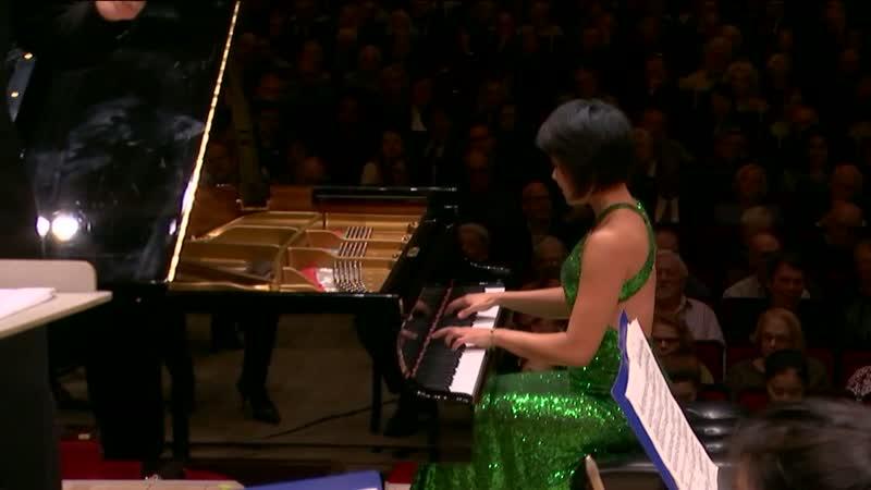 Michael Tilson Thomas conducts Julia Wolfe, Prokofiev, Berlioz - With Yuja Wang (New-York, 2019)