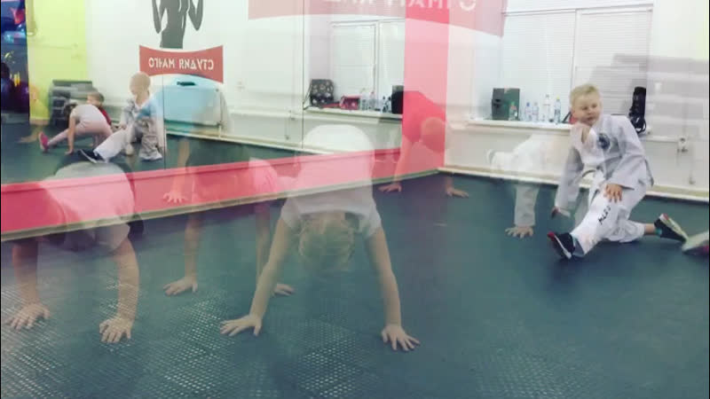 Здоровый дух в здоровом теле 💪🏻✌🏻🥋🥋🥋 Тренер Чуднова Марина Андреевна тхэквондофитнесстудияманго