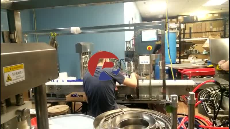 Reliance Machinery- 1ml /3ml /5ml /10ml/15ml amber essential oil glass bottle filling production line