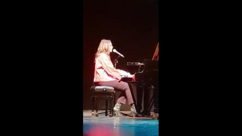 Francesca Michielin - Io Non Abito Al Mare (Festival dello Sport - Trento - Auditorium Santa Chiara 13/10/18)