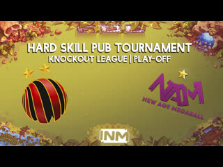 Hspt 4. kl. play-off. final. melanin vs new age megaball