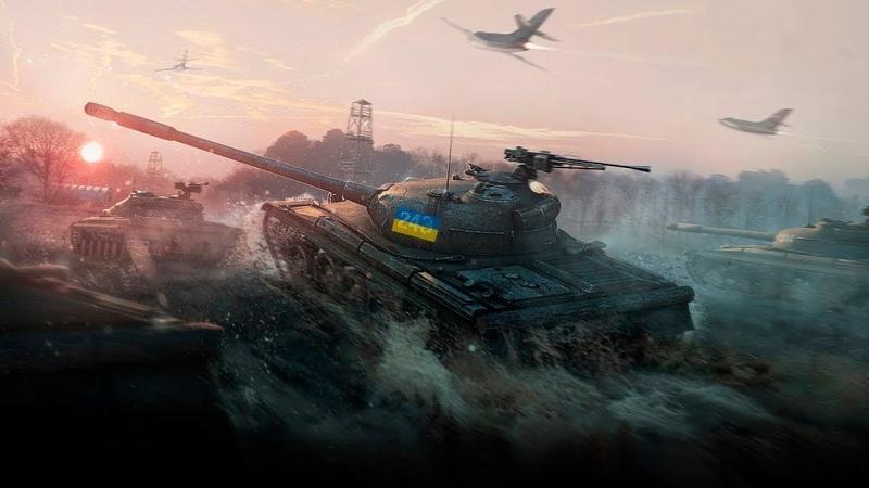 Новый шикарный клон World of Tanks - Tanky a lietadla