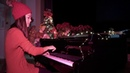 I COMPOSED MY OWN HOLIDAY SONG! - Yannie Tan