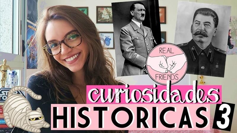 HITLER E STALIN PODERIAM TER SIDO AMIGOS! - Curiosidades Históricas 3 (Débora Aladim)