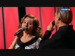 Екатерина Гусева и Дмитрий Харатьян - Дороги любви