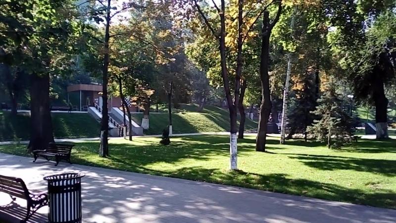 Струковский сад рано утром - День города - Самара - 09.09.2018 г.