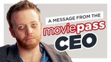 MoviePass CEO PLEASE DON'T CANCEL