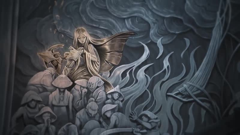 Ирелия Непокорный клинок Тизер чемпиона