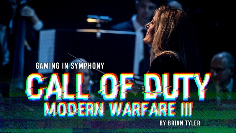 Call of Duty – Modern Warfare 3 The Danish National Symphony Orchestra (LIVE)