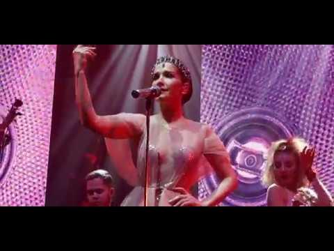 Natalia Oreiro в Тольятти 04.04.19г Gitano Corazon