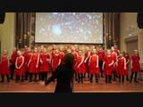 Детский хор Дома музыки поздравляет всех с Новым годом!