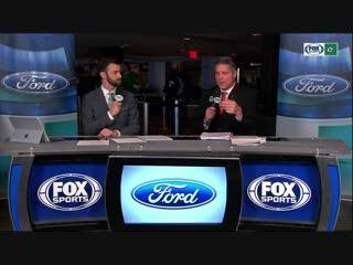 NHL 2018-2019 / RS / 08.11.2018 / San Jose Sharks vs Dallas Stars