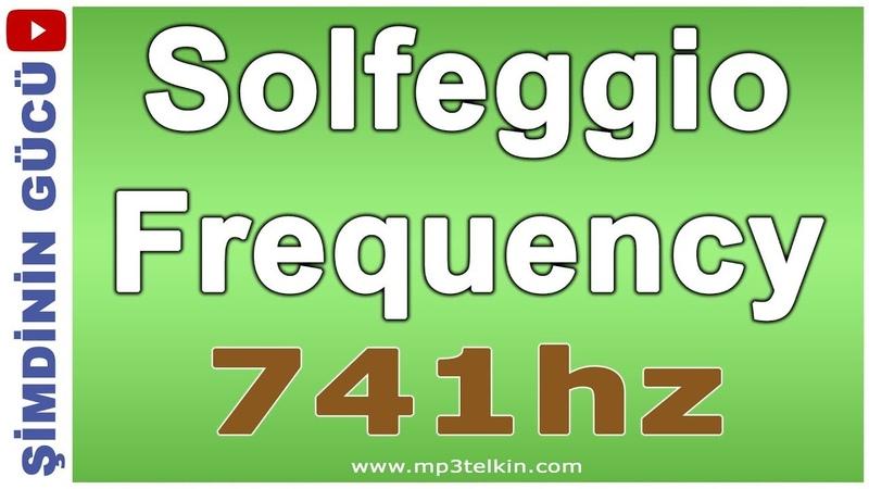 Solfeggio Frekansı 741 hz Kendini İfade Etme ve Çözüme Erişme Meditasyonu