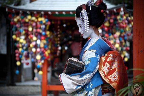 Любопытные особенности японского национального этикета.