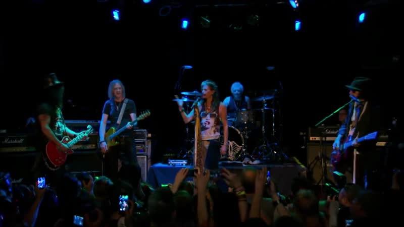 Aerosmith, Slash Mama Kin, Train Kept A Rollin (LIVE 2014)