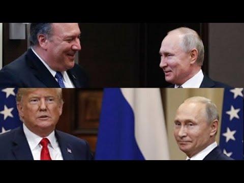 Путин окончательно лишил США статуса «центра вселенной»