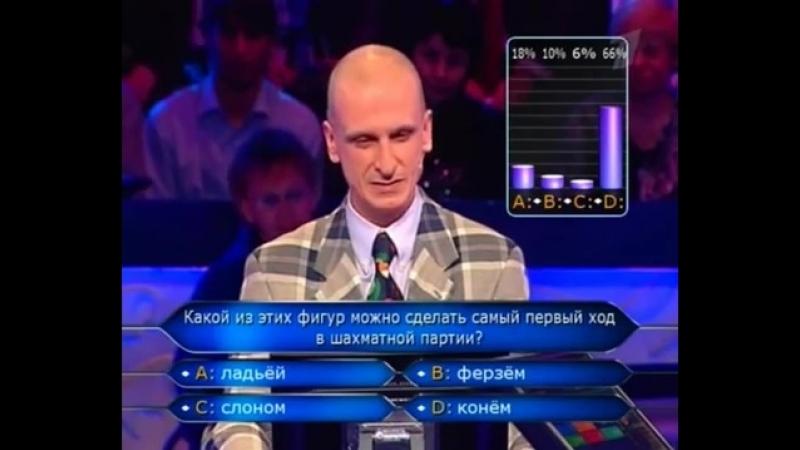 Кто хочет стать миллионером (24.04.2010)