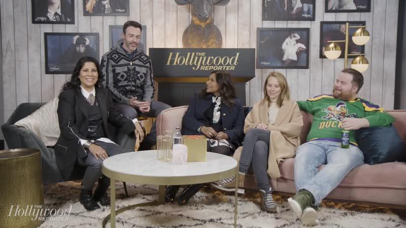 Mindy Kaling on Writing 'Late Night' for Emma Thompson   Sundance