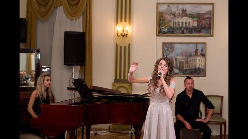 Певица ВероНика В горнице моей светло