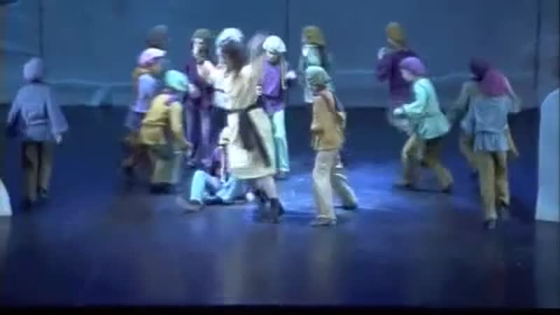 Anastasia il musical - Saggio 2009 - Promo Trailer - Part 1