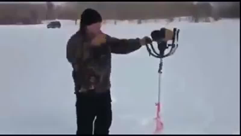 когда решил на рыбалке чутка вы..бнуться перед мужиками...