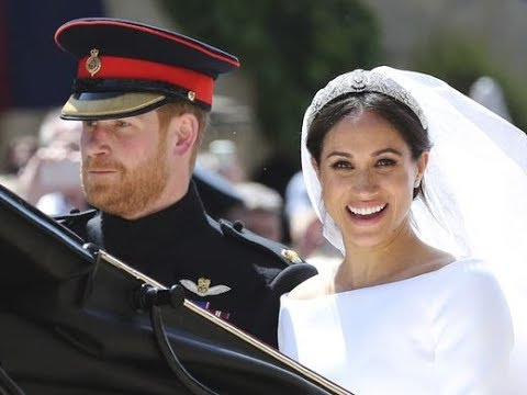 FULL CEREMONY Meghan Markle and Prince Harry's royal wedding