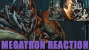 Megatron Reacts to his destruction in Transformers Dark of the Moon SFM