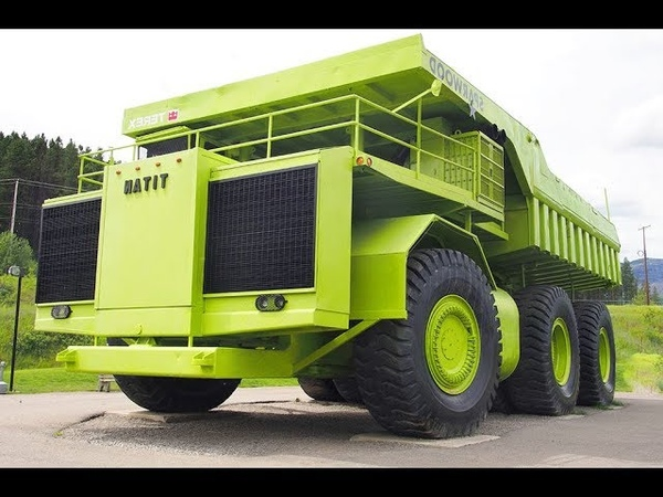 The most amazing machines, technologies and heavy machinery from around the world