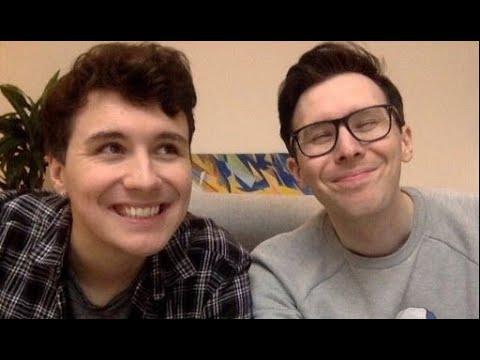 Dan and phil's younow november 8 2018