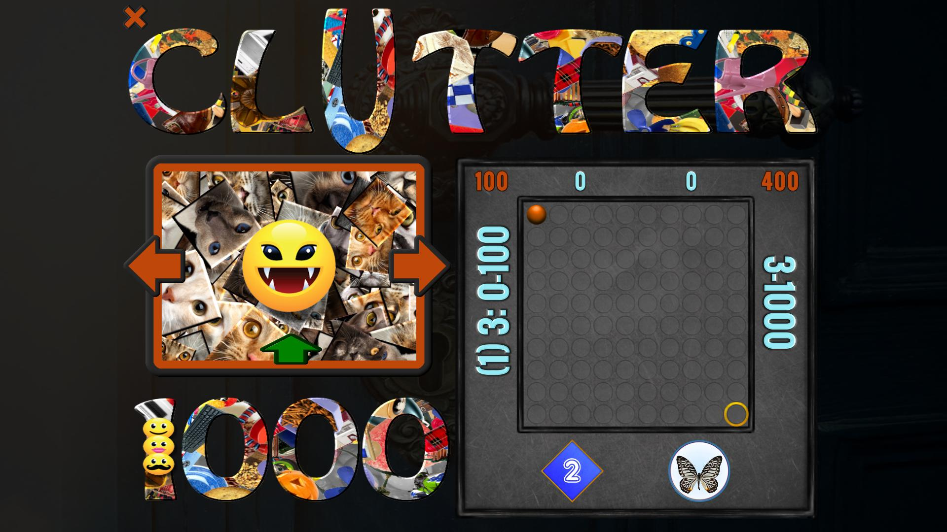 Беспорядок 1000 | Clutter 1000 (En)