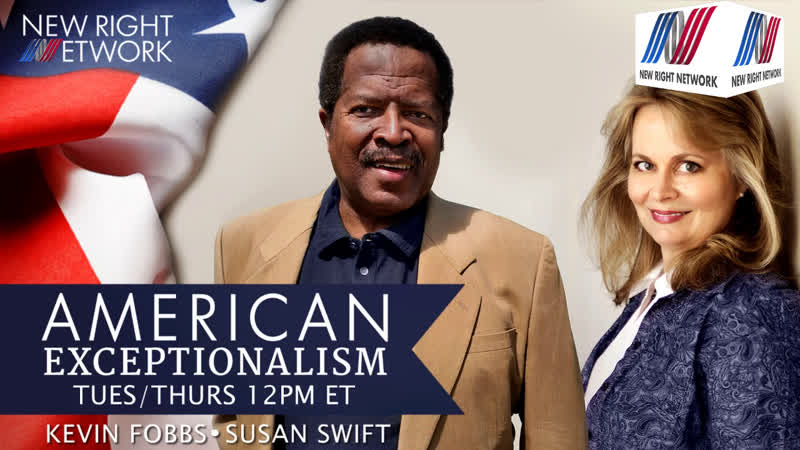 Socialist 'Green Plan' Hijacks Nation's Future with Victoria Taft American Exceptionalism Ep58
