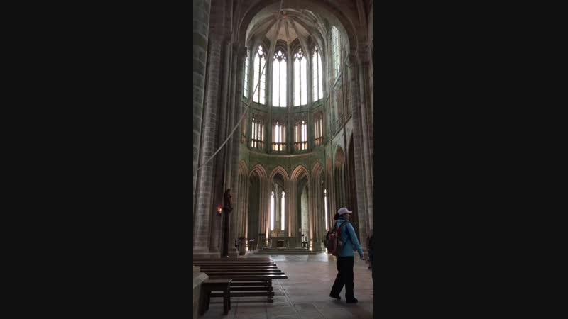 аббатство Сен-Мишель